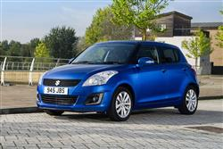 Car review: Suzuki Swift (2010 - 2017)