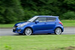 Car review: Suzuki Swift Sport (2011 - 2017)