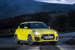 Car review: Suzuki Swift Sport (2017 - 2020)