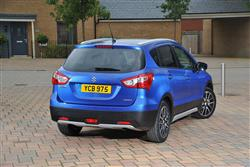 New Suzuki SX4 S-CROSS (2013 - 2016) review