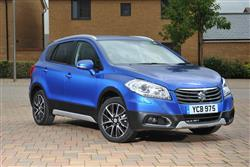 Car review: Suzuki SX4 S-CROSS (2013 - 2016)