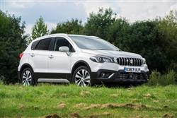 Car review: Suzuki SX4 S-Cross (2016 - 2019)