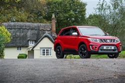 New Suzuki Vitara (2015 - 2018) review