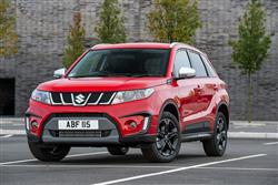 Car review: Suzuki Vitara (2015 - 2018)