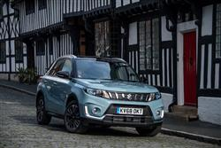 Car review: Suzuki Vitara (2018 - 2020)