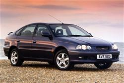 Car review: Toyota Avensis (1998 - 2003)