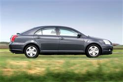 Car review: Toyota Avensis (2003 - 2009)