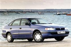 Car review: Toyota Carina E (1992 - 1997)