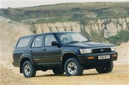 Car review: Toyota 4 - Runner (1993 - 1996)