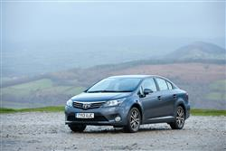 Car review: Toyota Avensis (2011 - 2015)
