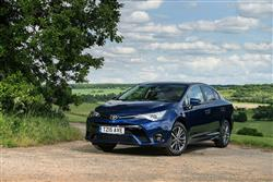 Car review: Toyota Avensis (2014 - 2018)