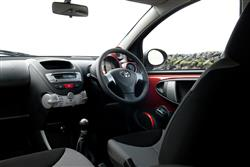 New Toyota Aygo (2012 - 2014) review