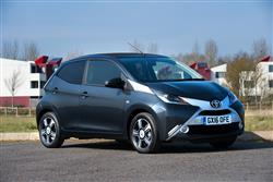 Car review: Toyota Aygo (2014 - 2018)