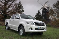 Car review: Toyota Hilux (2012 - 2016)