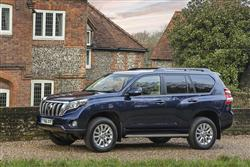 Car review: Toyota Land Cruiser Light Duty Series J150 (2014-2018)