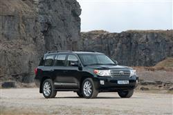 New Toyota Land Cruiser Light Duty Series 'J150' (2009 - 2014) review