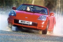 Car review: Toyota MR2 Roadster (2000 - 2008)