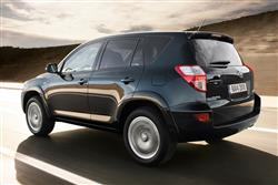 New Toyota RAV4 (2010 - 2013) review