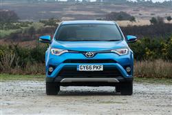 New Toyota RAV4 (2016 - 2018) review