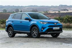 Car review: Toyota RAV4 (2016 - 2018)
