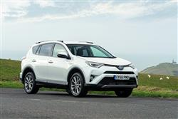 Car review: Toyota RAV4 Hybrid (2016 - 2019)