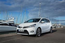 Car review: Toyota Verso (2013 - 2018)