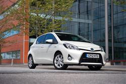Car review: Toyota Yaris (2011 - 2014)