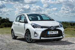 Car review: Toyota Yaris (2014 - 2017)