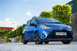 Car review: Toyota Yaris (2017 - 2020)