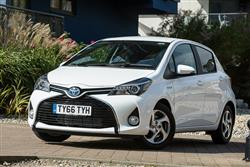 Car review: Toyota Yaris Hybrid (2014 - 2017)