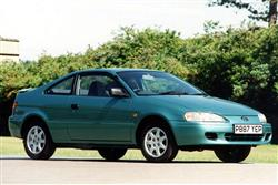 Car review: Toyota Paseo (1996 - 1999)