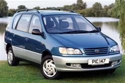 Car review: Toyota Picnic (1997 - 2001)