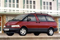 Car review: Toyota Previa (1990 - 2000)