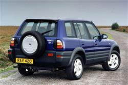 Car review: Toyota RAV4 (1994 - 2000)