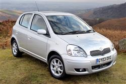 Car review: Toyota Yaris (1999 - 2006)
