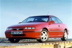 Car review: Vauxhall Calibra (1990 - 1997)
