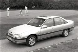 Car review: Vauxhall Carlton (1986 - 1994)