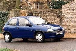 Car review: Vauxhall Corsa (1993 - 2000)