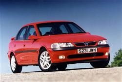 New Vauxhall Vectra (1995 - 2002) review
