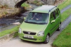 New Vauxhall Agila (2000 - 2008) review