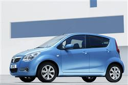 New Vauxhall Agila (2008-2015) review