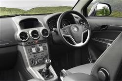 New Vauxhall Antara (2007 - 2011) review