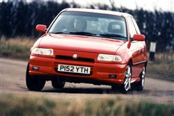 New Vauxhall Astra (1991 - 1998) review