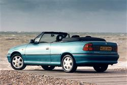 Car review: Vauxhall Astra Convertible (1993 - 1999)