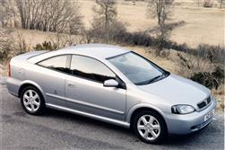 Car review: Vauxhall Astra Coupe (2000 - 2005)