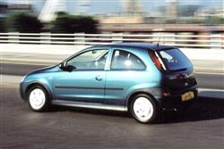 Car review: Vauxhall Corsa (2000 - 2006)
