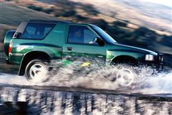 New Vauxhall Frontera (1991 - 2004) review