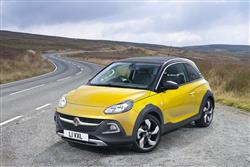 Car review: Vauxhall ADAM ROCKS / ROCKS AIR (2014 - 2018)