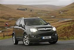 Car review: Vauxhall Antara (2011 - 2015)