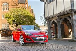New Vauxhall Astra (2012 - 2015) review